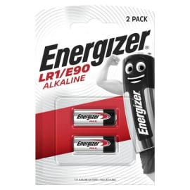 ENERGIZER Blister de 2 pile ALCALINE LR01 E90 7638900295634 photo du produit
