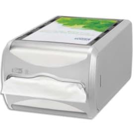 TORK Distributeur Comptoir pour Serviettes enchevêtrées Xpressnap N4 - Dim. L19,1 x H14,5 x P30,7 cm Gris photo du produit