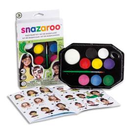 LEFRANC & BOURGEOIS Palette de maquillage mix Snazaroo photo du produit