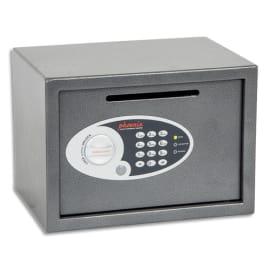 PHOENIX Coffre-fort de sécurité Vela 17 litres, serrure électronique. Dim. L35 x H25 x P25 cm photo du produit