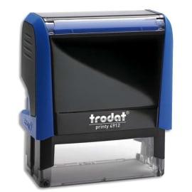 TRODAT Tampon auto encré Signature des parents, format de l'empreinte 47 X 18 mm, encre Bleue photo du produit