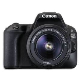 CANON Appareil photo reflex EOS 2000D + EF-S 18-55mm 2728C003 photo du produit