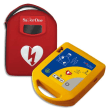 LABORATOIRES ESCULAPE Pack Complet Défibrillateur Saver One automatique photo du produit
