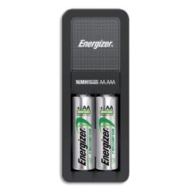 ENERGIZER Mini Chargeur + 2 piles AAA 700 mAh 421446 7638900421446 photo du produit