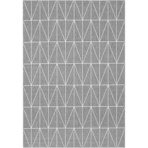 PAPERFLOW Tapis Fenix en polypropylène, tissage en boucles - Dimensions : L120 x H0,4 x P170 cm photo du produit Principale L
