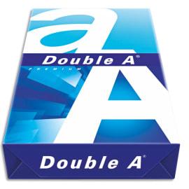 ALIZAY Ramette 500 feuilles papier extra Blanc PREMIUM DOUBLE A A3 80G CIE 165 photo du produit