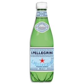 SAN PELLEGRINO Bouteille d'eau pétillante 50 cl minérale photo du produit