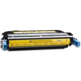 HP Cartouche Laser Jaune CB402A photo du produit
