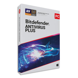 BITDEFENDER Antivirus plus 1 an 1 pc CR_AV_1_12_FR photo du produit