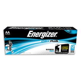 ENERGIZER Blister de 20 piles Max Plus AA E91 7638900423372 photo du produit