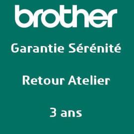 BROTHER Garantie sérénité 3 ans retour atelier GSER3RAB photo du produit