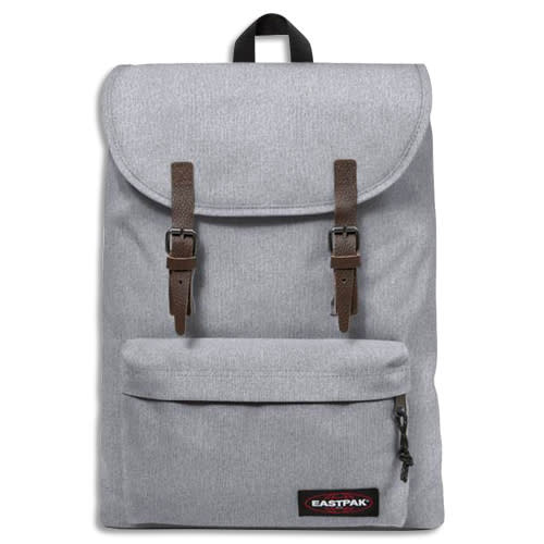 EASTPAK Sac à dos SUNDAY GREY 11 litres 1 compartiment. Coloris Gris. photo du produit Principale L