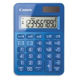 CANON Calculatrice de poche LS-100K MBL Bleue 0289C001AA photo du produit