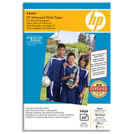 HP papier brillant 250g A4 photo du produit