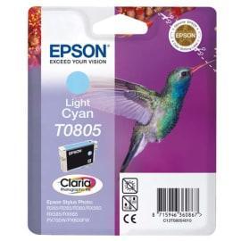 EPSON Cartouche Jet d'encre Cyan clair C13T08054011 photo du produit