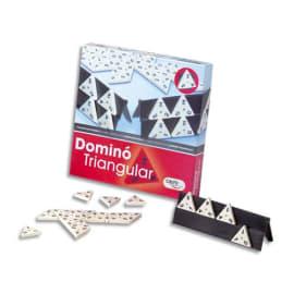 Jeu des dominos triangulaires photo du produit