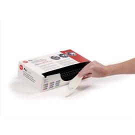 GBC Boîte de 50 Peignes plastique ProComb QuickStep 38mm Blanc capacité 330 feuilles 4400334 photo du produit