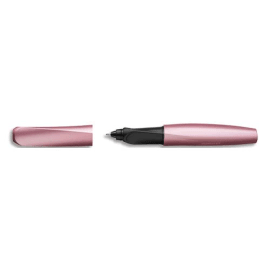 PELIKAN Roller TWIST Girly rose-métallique convient aux droitiers comme aux gauchers photo du produit