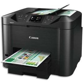 CANON Multifonction Jet d'encre couleur 4 en 1 Pro MAXIFY MB5450/55 0971C030/35 photo du produit