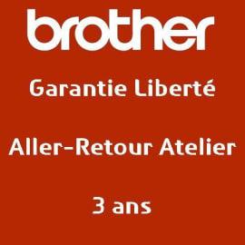 BROTHER Garantie liberté 3 ans aller-retour atelier GLIB3ARC photo du produit