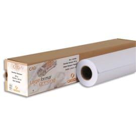 CLAIREFONTAINE Bobine traceur Blanc 80g 0914x91M photo du produit