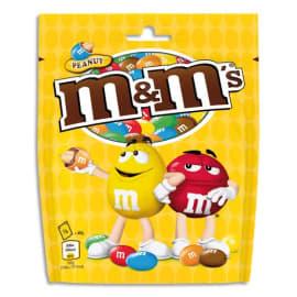 M&M'S Pochon de 200g de Cacahuètes enrobées de chocolat photo du produit