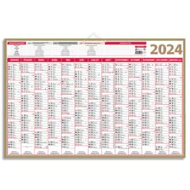 CBG Calendrier Maxior, grille 13 mois - format : 43 x 65 cm photo du produit