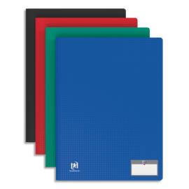 OXFORD Protege documents MEMPHIS 60 vues, 30 pochettes. En polypropylène opaque. Assortis classique photo du produit