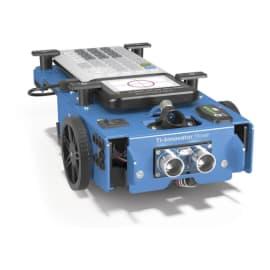 TEXAS TI-Innovator™ Robot Rover pour TI-83 PremiumCE Python/TI-Nspire CX-CAX CAS II T - STEMRV/PWB/8L1 photo du produit