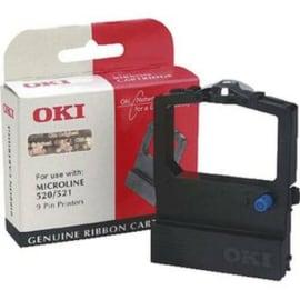 OKI Ruban pour ML520b Noir 9002315 photo du produit