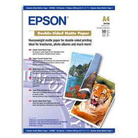 EPSON Boîte de 50 feuilles qualité photo recto/verso S041569 photo du produit