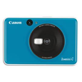 CANON Appareil photo instantané Zoémini C Bleu 3884C008AA photo du produit