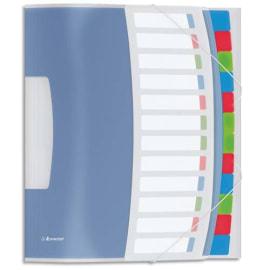 ESSELTE Trieur 12 touches - VIVIDA multicolores photo du produit