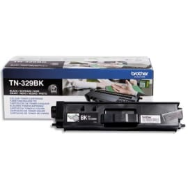 BROTHER Cartouche Laser Noire THC TN329BK photo du produit