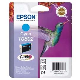 EPSON Cartouche Jet d'encre Cyan C13T08024011 photo du produit