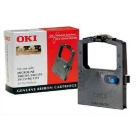 OKI Ruban nylon pour 390/391 Noir 9002309 photo du produit