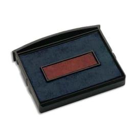COLOP Boîte 5 recharges E/2100/2 pour appareils 2160/2106/3160. Bicolore Bleu et Rouge photo du produit