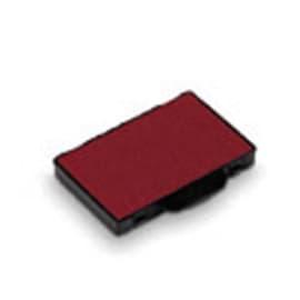 TRODAT Blister 3 recharges 6/56 pour appareils 5117/5204/5206/5460/5558/5465/55510/5466. Rouge photo du produit