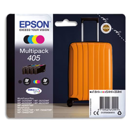 EPSON Multipack 4 couleurs jet d'encre 405 C13T05G64010 photo du produit