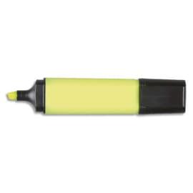 Surligneur pointe biseautée coloris Jaune photo du produit