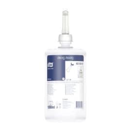TORK Lot de 6 Recharges 1L savon spray liquide doux pour distributeur S1, environ 3000 doses parfum frais photo du produit