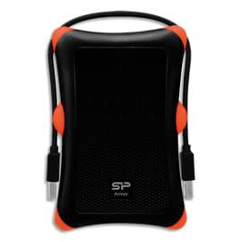 SILICON POWER Disque dur 2,5'' USB 3.0 1To Noir A30 waterproof SP010TBPHDA30S3K photo du produit