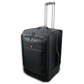 PORT DESIGNS Trolley Bristol XL en Nylon balistique HR - Dimensions : L41 x H43 x P69 cm coloris Noir photo du produit