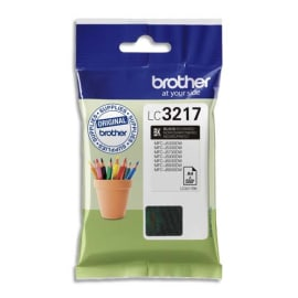BROTHER Cartouche Jet encre LC3217BK photo du produit