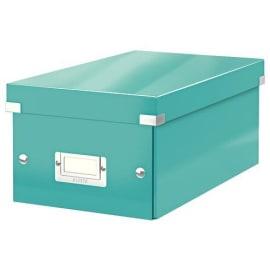 LEITZ Boîte de rangement pour DVD Click&Store coloris WOW Menthe 60420051 photo du produit