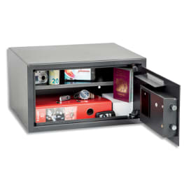 PHOENIX Coffre-fort de sécurité Vela 34 litres, serrure électronique. Dim. L25 x H45 x P35,5 cm photo du produit