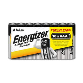 ENERGIZER Blister de 16 piles aaa LR03 power 7638900289268 photo du produit