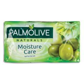 PALMOLIVE Lot de 6 Savons solides Naturals Original à l'Huile d'Olive, 6 x 90g photo du produit