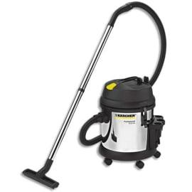 KARCHER Aspirateur eau et poussière Pro NT27/1 ME 1380 Watts, dépression 20 kpa, capacité 27 litres 72Db photo du produit