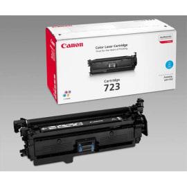 CANON Cartouche toner Cyan CRG723C - 2643B002AA photo du produit